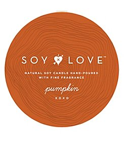 Soy Love Candles - Pumpkin Soy Candle
