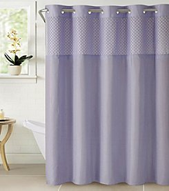 Hookless Bahamas Shower Curtain with PEVA Liner