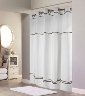 Shower Curtains Liners Bed Bath ElderBeerman