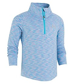 Under Armour Girls' 2T-6X Amped Training Quarter-Zip Pullover