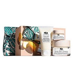 Origins Winter Skin Wonders Renew and Repair Three Part Harmony™ Set