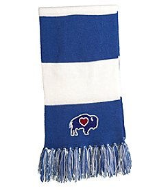 BuffaLove Blue Stripe Scarf