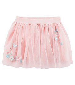 Carter's Baby Girls' Embroidered Tulle Tutu Skirt