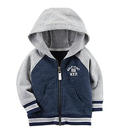 Carter's Baby Boys' Zip Up MVP French Terry Hoodie