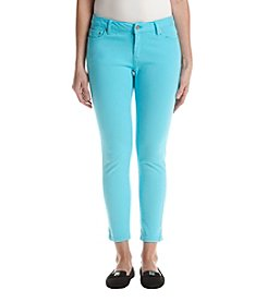 MICHAEL Michael Kors Skinny Colored Cropped Jeans