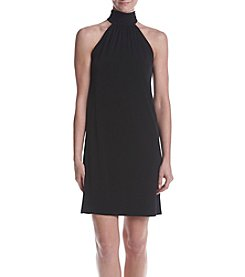 MICHAEL Michael Kors Mock Turtleneck Shift Dress