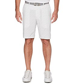 PGA TOUR Men's Grid Space Shorts