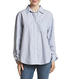 Free People Tie It In A Bow Shirt
