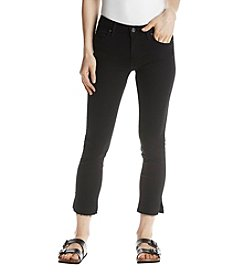 Free People Cigarette Crop Jeans