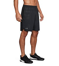 Under Armour Men's Qualifier Novelty Shorts