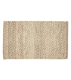 Ruff Hewn Diamond Pattern Rug