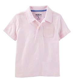 Oshkosh B'Gosh Boys' 4-8 Short Sleeve Polo Shirt