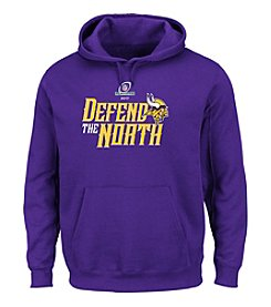 Majestic NFL® Minnesota Vikings Defend The North Hoodie