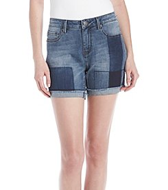 Ruff Hewn Shadow Patch Jean Shorts
