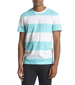 John Bartlett Consensus Men's Striped Tee