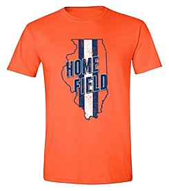 Home Field Clothing Co. Men's Home Field Illinois T-shirt