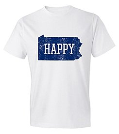 Home Field Clothing Co. Men's Home Field Happy PA T-shirt