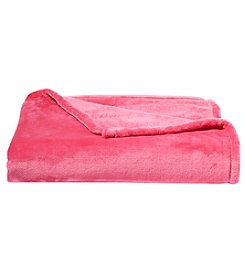 Living Quarters Luxe Plush Oversized Throw