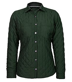 Storm Creek Taylor Quilted Shirt Jacket