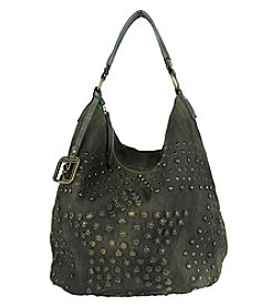 Not Rated Andra Studded Hobo