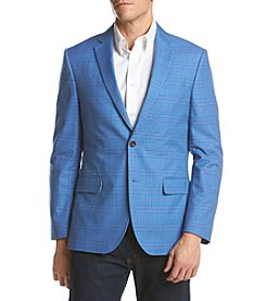 John Bartlett Statements Men's Plaid Sport Coat