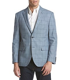 John Bartlett Statements Men's Distressed Windowpane Sport Coat