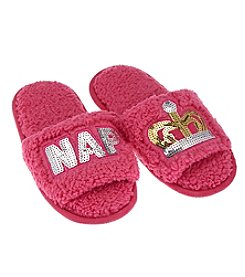 90df69bfc71 PJ Couture Nap Queen Slide Slippers