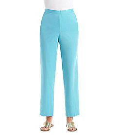Alfred Dunner Proportioned Pants