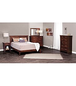 Simply Amish Garrett Bedroom Collection
