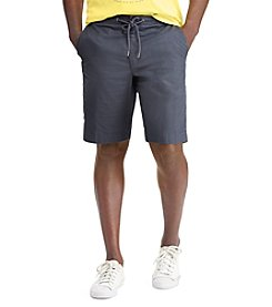 Chaps Men's Big & Tall Ripstop Cargo Shorts
