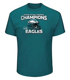 Majestic NFL® Philadelphia Eagles Men's NFC Conference Champions Tee