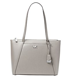 Michael Kors Maddie Medium East West Top Zip Tote