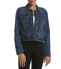 Jessica Simpson Peony Relaxed Denim Jacket