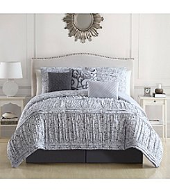 Living Quarters 7-pc Harlee Comforter Set