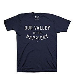 Erie Apparel Our Valley Is The Happiest Tee