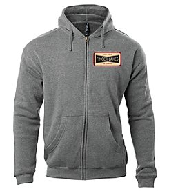 Brew City Brand Finger Lakes NY Bow Patch Hoodie