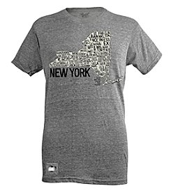 Brew City Brand New York Counties Pop Top Tee