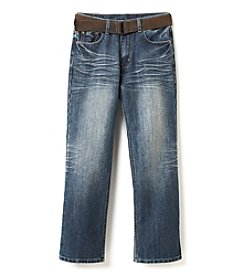 Flypaper Boys' 8-20 Straight Jeans