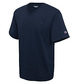 Champion Men's Classic Jersey V-Neck Tee