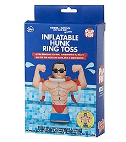 NPW Inflatable Hunk Ring Toss
