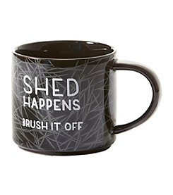 John Bartlett Pet Shed Happens Mug