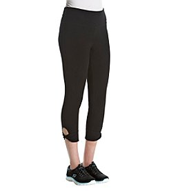 Exertek Twist Yoga Crop Pants