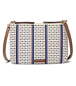 Fossil Devon Printed Crossbody Bag