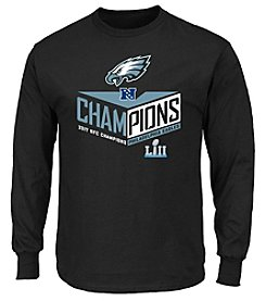 Majestic NFL® Philadelphia Eagles Men's Superbowl 52 Bound Tee