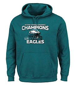 Majestic NFL® Philadelphia Eagles Men's NFC Conference Champions Hoodie