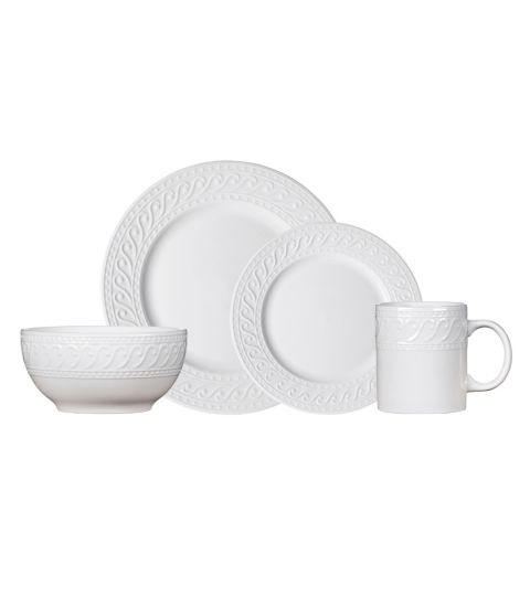 Pfaltzgraff 16 Piece Kensington Dinnerware Set