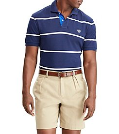 Chaps Men's Big & Tall Striped Polo
