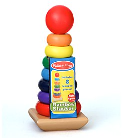 Melissa & Doug® Rainbow Stacker