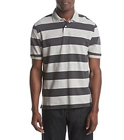 John Bartlett Consensus Men's Rugby Stripe Polo