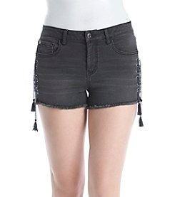 Hippie Laundry Lace Up Shorts